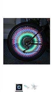 Generic cycle spoke light