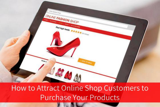 Online shop Promotion