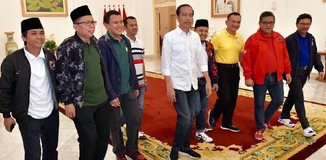 Ada Kemungkinan Partai Pendukung Jokowi Punya Masalah Sama Seperti Demokrat