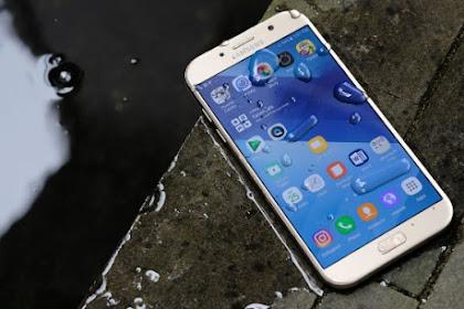 Keren, 5 Smartphone Ini Selain Anti Air Juga Tahan Banting lho !!!