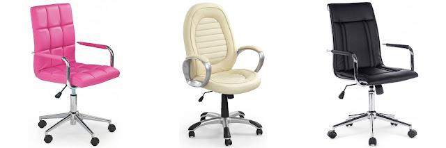 Fotele obrotowe dla Twojego dziecka.