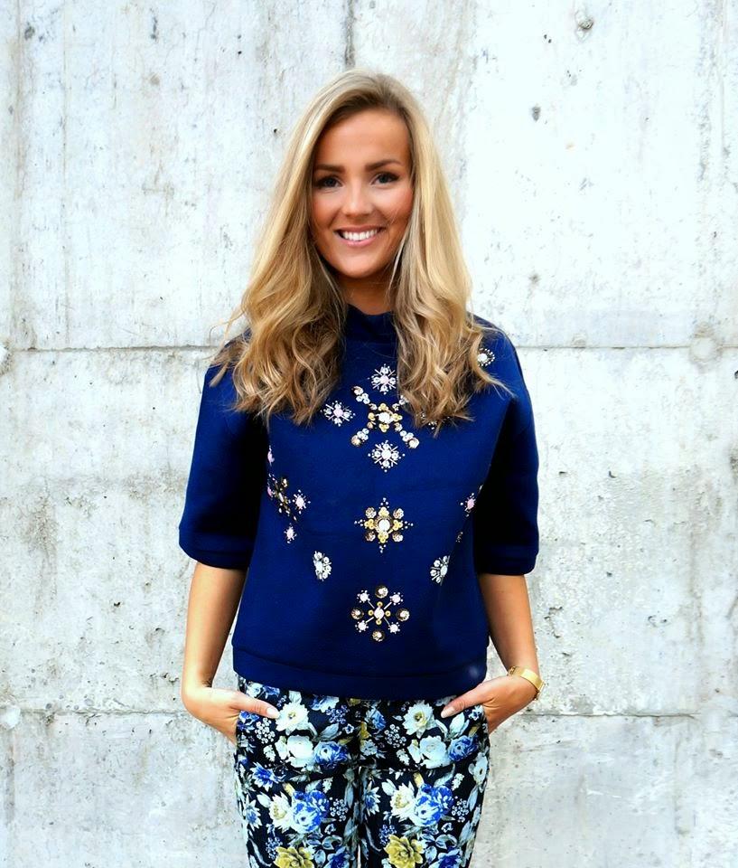 2545628d6 Victorias skoleblogg: Eirin Kristiansen - En av Norges største bloggere