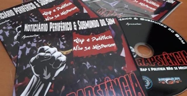 Rap e Política Não Se Misturam | Submundo do Som e Noticiário Periférico lançam coletânea de rap