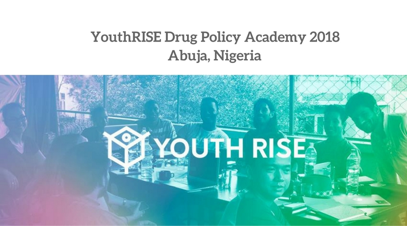 YouthRISE Nigeria Drug Policy Academy 1 1 - NGO calls for a youth-centred drug policy