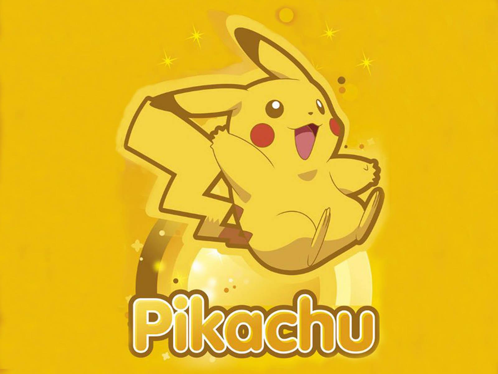 pikachu pokemon wallpaper - photo #3