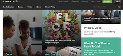 envato tuts free course ilustrasi dan desain
