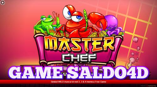 Game Slot Master Chef Spade Gaming