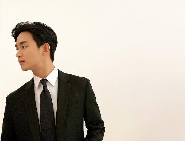 Profil dan Biodata Kim Soo Hyun