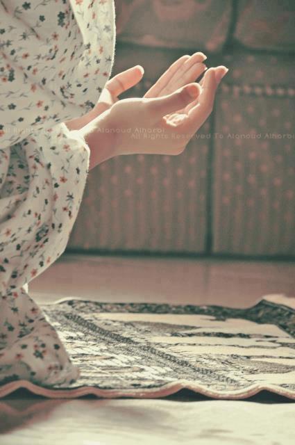 Hukum Menadah Tangan Ketika Berdoa