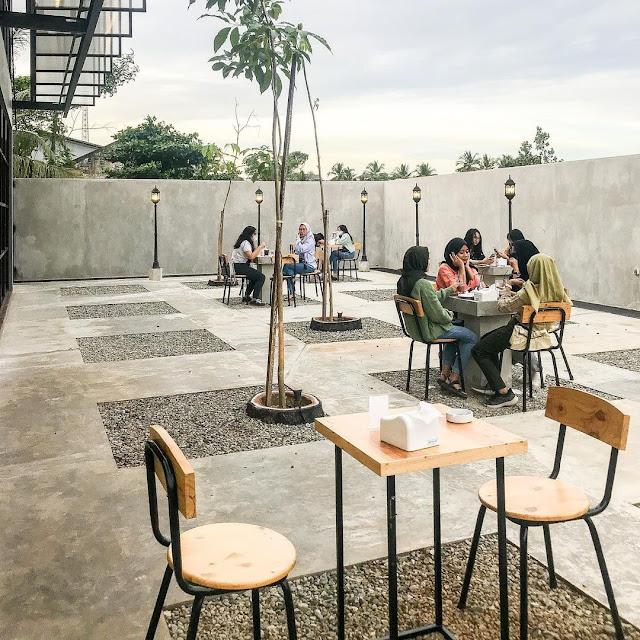 Cafe Paling Hits di Samarinda
