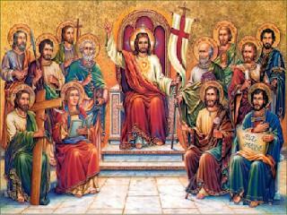 Cantos Solenidade Cristo Rei