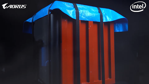 Soul Mortal: Air drop gaming PC Setup, specifications, looks, and many more.