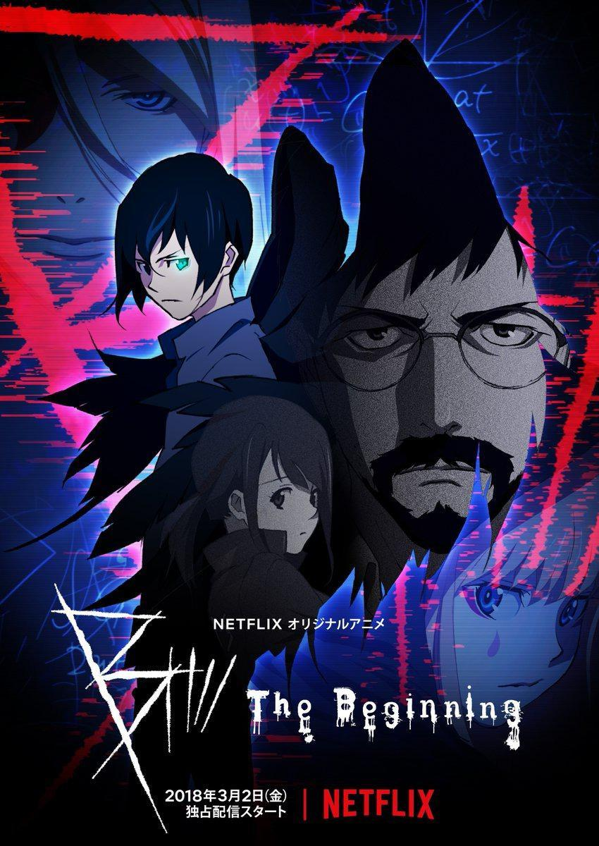 B: The Beginning Temporada 1 Ingles/Latino/Japones 720p