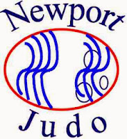 Newport Judo Logo - family engagement