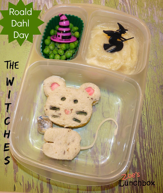 Zoe's Lunchbox: The Witches - Roald Dahl Day Hop