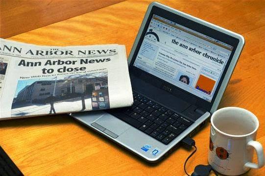 Resultado de imagen para ciber periodismo
