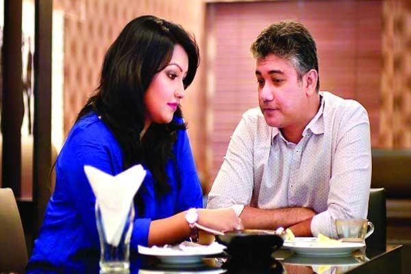 আ জ টি ভি তে 'মুখোশ' ধারাবাহিক Natok