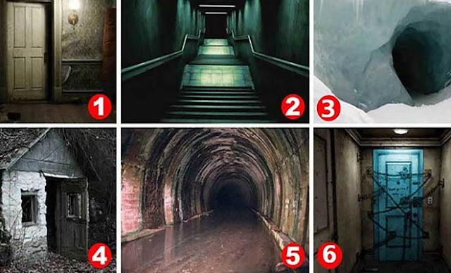 Σε Ποια Πόρτα Φοβάστε να Μπείτε;