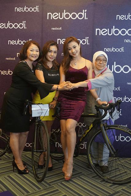 Pedal Forward With Neubodi, Bra Drive, Neubodi,