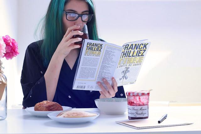 Double Je, la nouvelle de Franck Thilliez - Mes dernières lectures #18