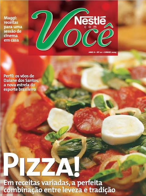 Receitas - Pizza! - Nestlé