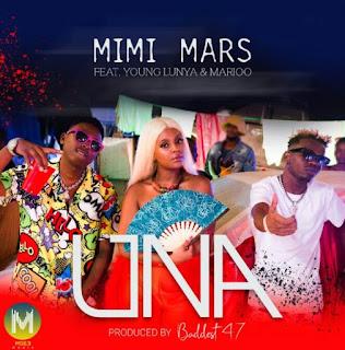 Download Audio |  Mimi Mars ft Marioo x Young Lunya – Una Mp3