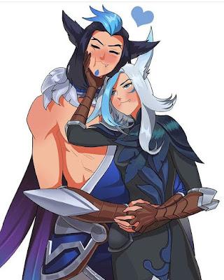 League of Legends avatar