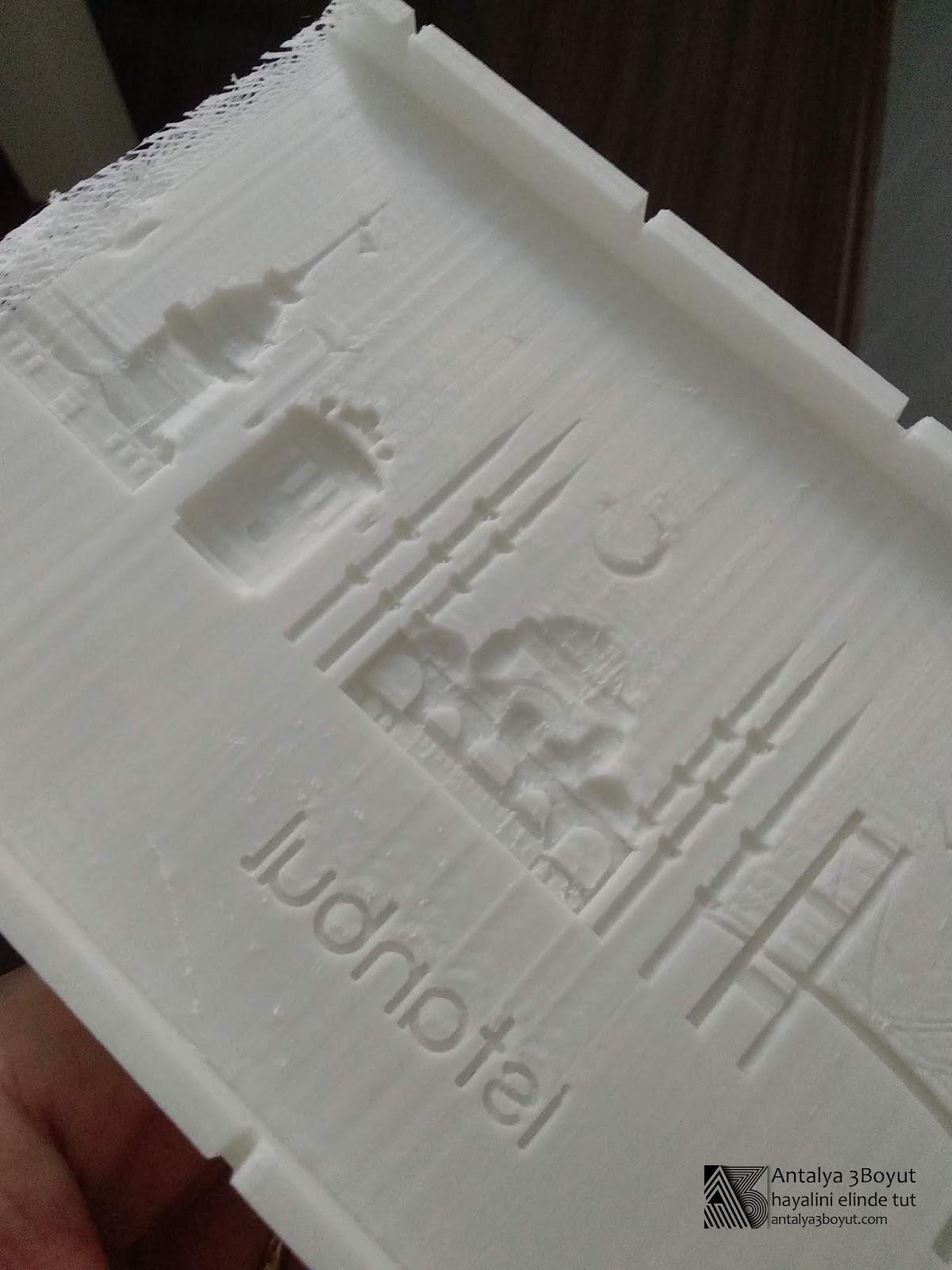 3d printed moulding