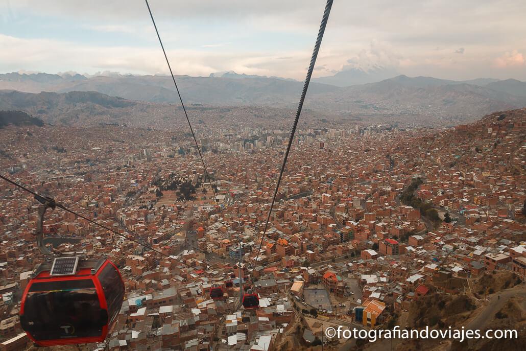 Vistas de La Paz