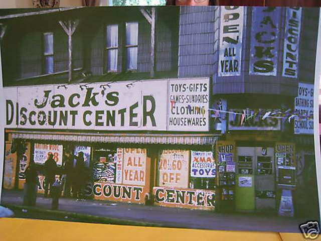Jack's Discount Center, Coney Island randommusings.filminspector.com