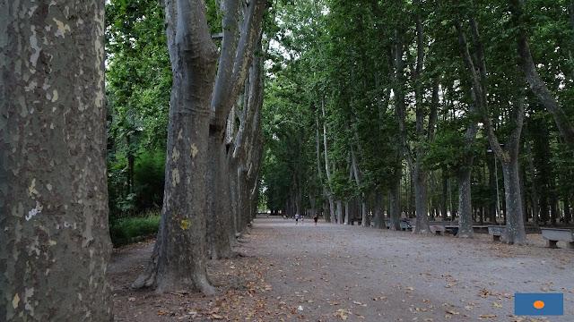 Parque de la Dehesa- Parco della Devesa