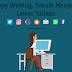 Belajar Copy Writing, Cara Ampuh Menjual Lewat Tulisan