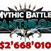 Monolith/Mythic Games explosent les portes du panthéon de KS