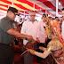 KASDAM II/SRIWIJAYA HADIRI ACARA PENCANANGAN PERUMAHAN ASN, TNI DAN POLRI