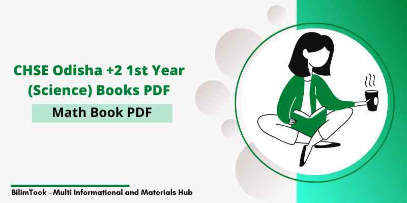 CHSE Odisha Math book PDF - Plus two 1st year Science 2021