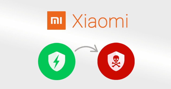 Hackers Could Turn Pre-Installed Antivirus App on Xiaomi Phones Into Malware