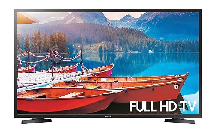 Samsung LED TV Full HD (43 Inches) Black Amazon New Offer 2019