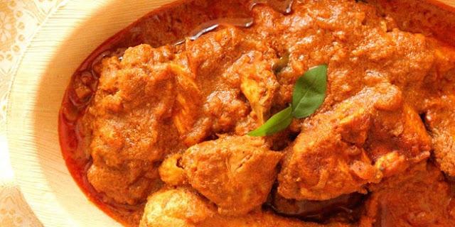 Resep Ayam Di Bumbu Rujak