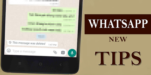 Tips Mudah Membaca Pesan yang Sudah Dihapus di WhatsApp