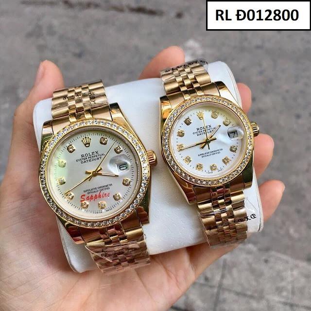 đồng hồ đeo tay rolex rl đ012800