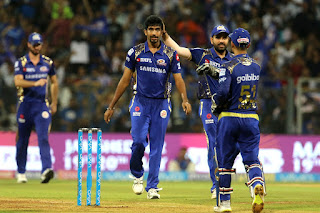 MI vs KXIP 50th Match IPL 2018 Highlights
