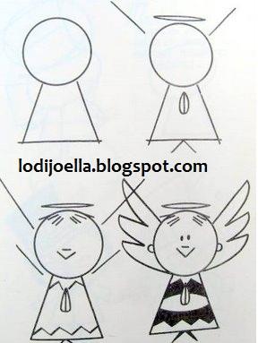 Como Hacer Dibujos Paso A Paso Lodijoella
