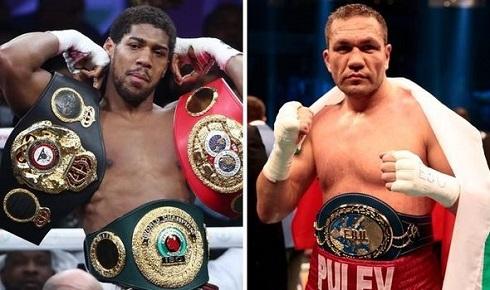 Anthony Joshua to fight Kubrat Pulev in December 2020