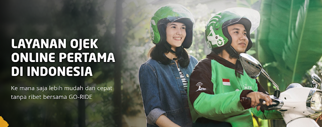 Email driver support gojek