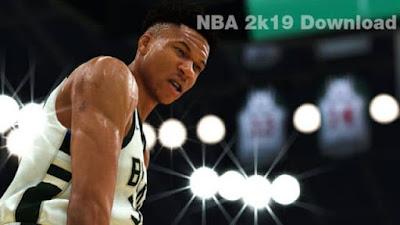 لعبة كرة السلة NBA 2019 للكمبيوتر