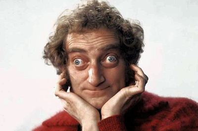 Marty Feldman Eyes