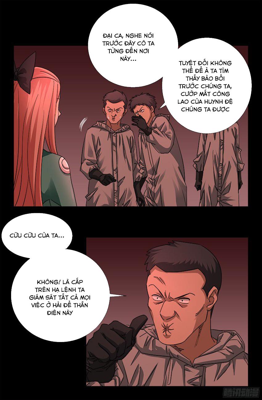 Huyết Ma Nhân chap 354 - Trang 3