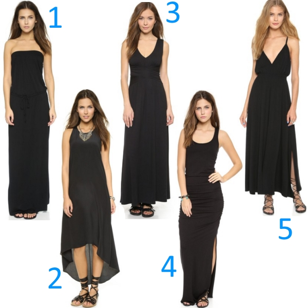 Away From Blue Blog | Shopbop Maxi Dress Selection Under $200