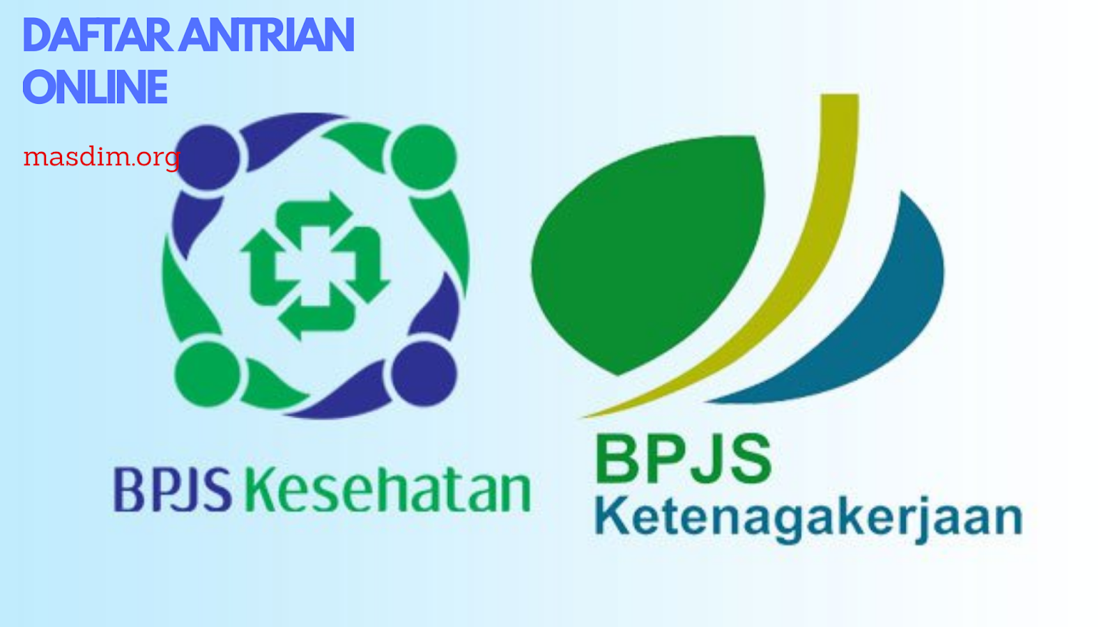 Daftar online bpjs ketenagakerjaan
