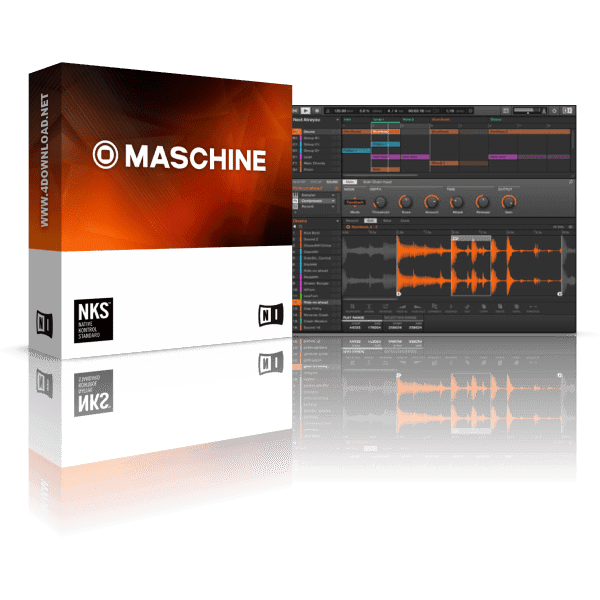 Native Instruments Maschine v2.13 Full version